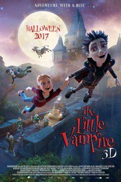 The Little Vampire – Küçük Vampir izle 1080p 2017