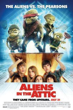 Aliens In The Attic – Evimde Uzaylılar Var izle 1080p 2009