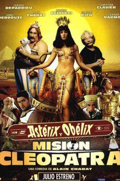 Asteriks ve Oburiks: Görevimiz Kleopatra izle 1080p 2002