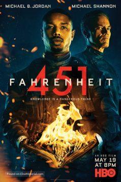 Fahrenheit 451 izle 1080p 2018
