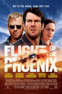 Flight of the Phoenix – Anka'nın Uyanışı izle 1080p 2004