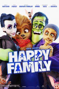 Monster Family – Mutlu Canavar Ailesi izle 1080p 2017