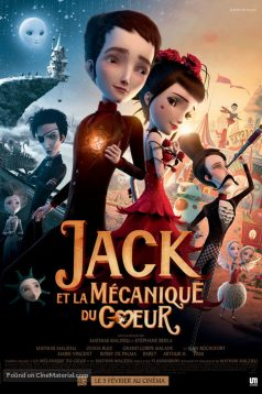 Jack and the Cuckoo Clock Heart izle 1080p 2013