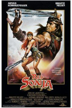 Kızıl Prenses – Red Sonja izle 1080p 1985