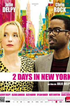 New Yorkta 2 Gün – 2 Days in New York izle 1080p 2012