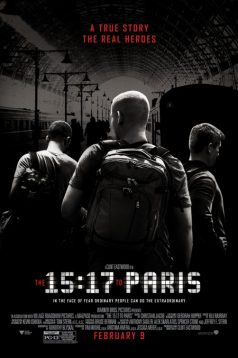 The 15:17 to Paris – 15:17 Paris Treni izle 1080p 2018