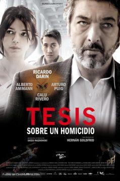 Thesis On A Homicide – Cinayet Tezi izle 1080p 2013