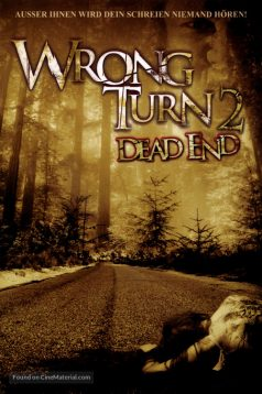 Wrong Turn 2 Dead End – Korku Kapanı 2 izle 1080p 2007