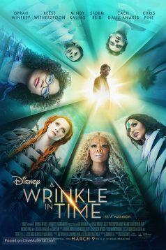 A Wrinkle in Time – Zamanda Kıvrılma izle 1080p 2018