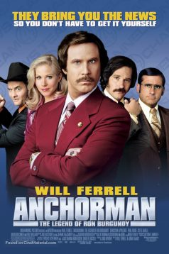 Anchorman: The Legend of Ron Burgundy izle 1080p 2004