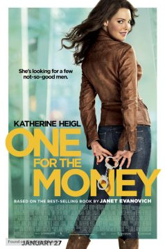 Aşk ve Para – One for the Money izle 1080p 2012