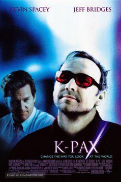 K-Pax izle Türkçe Dublaj 2001