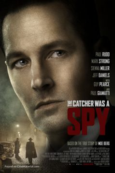 The Catcher Was a Spy – Tutucu Bir Casustu izle 1080p 2018