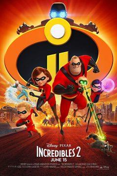 The Incredibles 2 – İnanılmaz Aile 2 izle 1080p