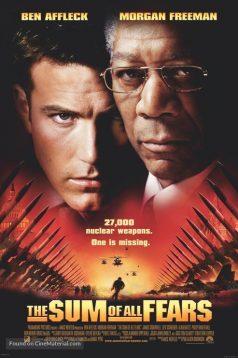 The Sum of All Fears – En Büyük Korku izle 1080p 2002
