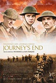 Yolculuğun Sonu – Journeys End izle 1080p 2017
