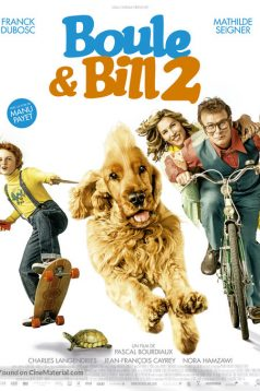 Boule and Bill 2 1080p izle 2017
