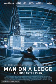 Man on a Ledge – Gerçeğin Peşinde izle 1080p 2012