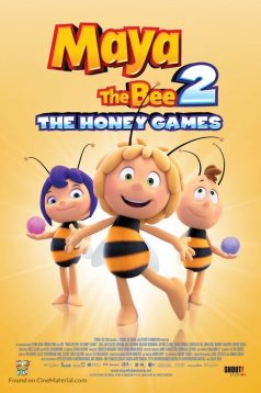 Maya the Bee: The Honey Games – Arı Maya 2: Bal Oyunları izle