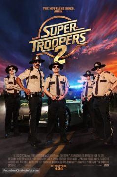 Super Troopers 2 – Süper Polisler 2 izle 1080p