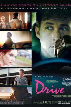 Sürücü – Drive izle 1080p 2011