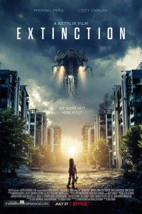 Tükeniş – Extinction izle 1080p 2018