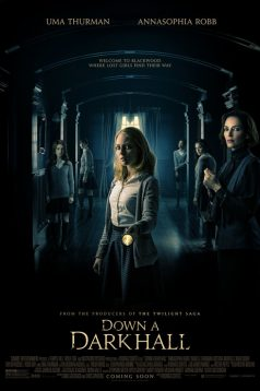 Down a Dark Hall izle 1080p 2018