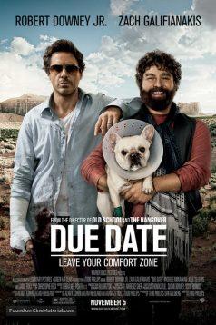 Due Date – Git Başımdan izle 1080p 2010