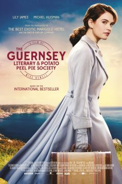 The Guernsey Literary and Potato Peel Pie Society izle 1080p 2018