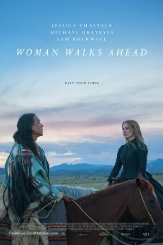 Woman Walks Ahead izle 1080p 2017