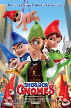 Sherlock Gnomes – Cüce Dedektif Şerlok izle 1080p 2018