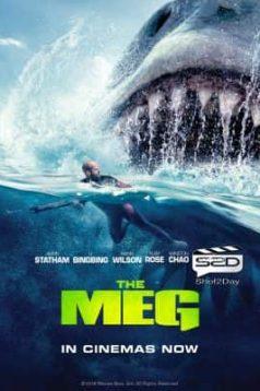 Meg: Derindeki Dehşet izle