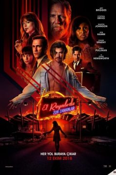 Bad Times at the El Royale El Royale'de Zor Zamanlar 2018 – HD