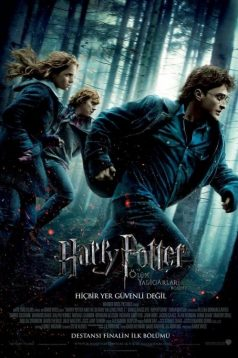 Harry Potter ve Ölüm Yadigarları Türkçe Dublaj izle