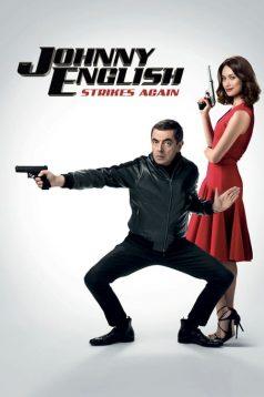 Johnny English Tekrar İş Başında 2018 – HD