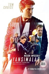 Mission: Impossible – Yansımalar 2018 Full HD film izle