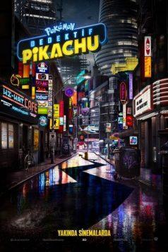 Pokémon: Dedektif Pikachu (2019) İzle