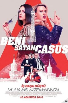 Beni Satan Casus – The Spy Who Dumped Me 2018
